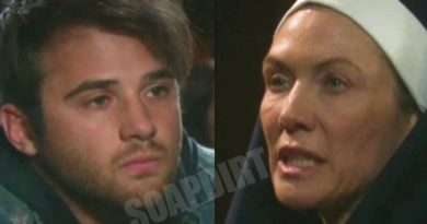 Days of Our Lives Spoilers: Kristen DiMera (Stacy Haiduk) - JJ Deveraux (Casey Moss)
