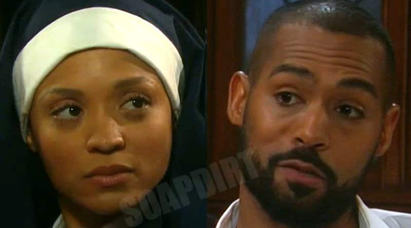 Days of Our Lives Spoilers: Eli Grant (Lamon Archey) - Lani Price (Sal Stowers)