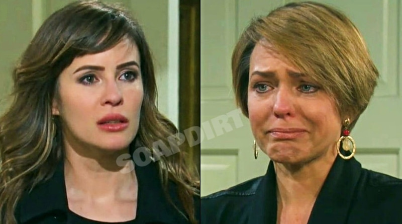 Days of Our Lives Spoilers: Sarah Horton (Linsey Godfrey) - Nicole Walker (Arianne Zucker)