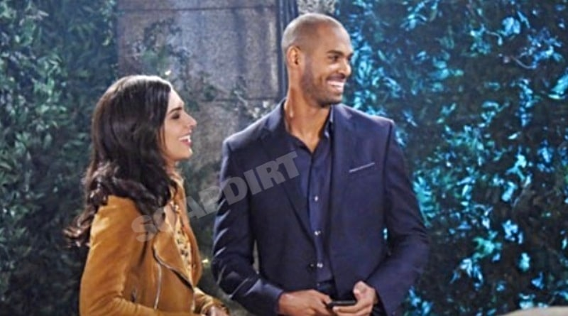 Days of Our Lives Spoilers: Gabi Hernandez (Camila Banus) - Eli Grant (Lamon Archey)