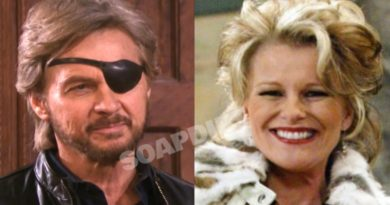 Days of Our Lives Spoilers: Steve Johnson (Stephen Nichols) - Bonnie Lockhart (Judi Evans)