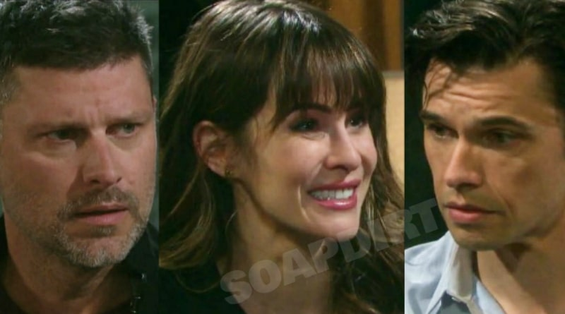 Days of Our Lives Spoilers: Eric Brady (Greg Vaughan) - Sarah Horton (Linsey Godfrey) - Xander Cook (Paul Telfer)