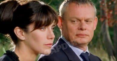 Doc Martin: Martin Ellingham - Martin Clunes - Louisa Glasson Ellingham (Caroline Catz)