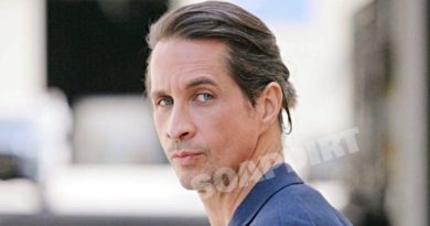 General Hospital: Caleb Morley - John McBain - Silas Clay - Hamilton Finn (Michael Easton)