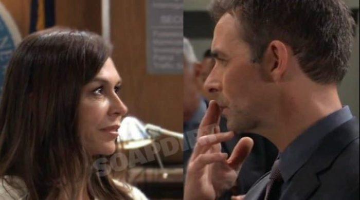 General Hospital Spoilers: Anna Devane (Finola Hughes) Valentin Cassadine (James Patrick Stuart)
