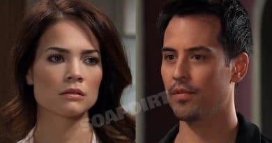 General Hospital Spoilers: Elizabeth Webber (Rebecca Herbst) - Nikolas Cassadine (Marcus Coloma)
