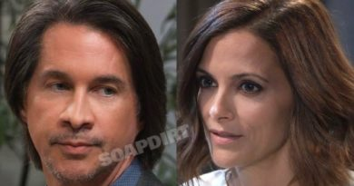 General Hospital Spoilers: Hamilton Finn (Michael Easton) Hayden Barnes (Rebecca Budig)