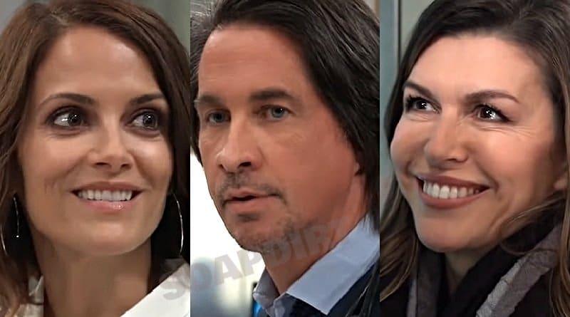 General Hospital Spoilers: Hayden Barnes (Rebecca Budig) - Hamilton Finn (Michael Easton) - Anna Devane (Finola Hughes)