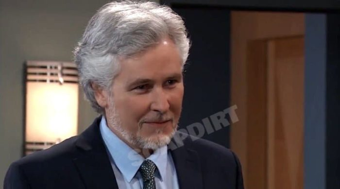 General Hospital Spoilers: Martin Gray (Michael E Knight)