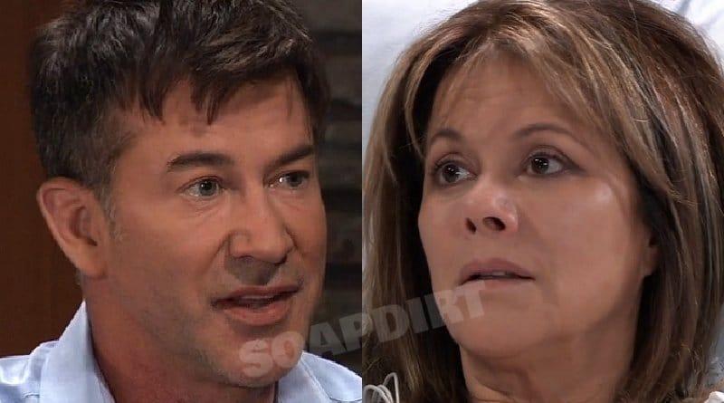 General Hospital Spoilers: Neil Byrne (Joe Flanigan) - Alexis Davis (Nancy Lee Grahn)