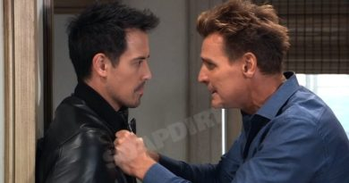 General Hospital Spoilers: Nikolas Cassadine (Marcus Coloma) - Jasper Jacks (Ingo Rademacher)