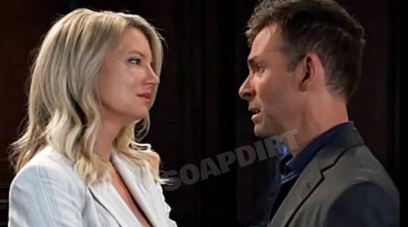 General Hospital Spoilers: Nina Reeves (Cynthia Watros) - Valentin Cassadine (James Patrick Stuart)