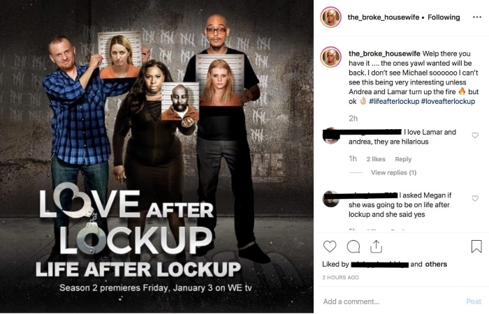 Life After Lockup: Clint Brady - Tracie Wagaman - Instagram
