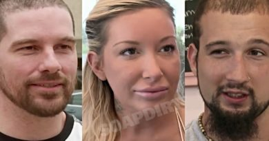 Love After Lockup: John Slater - Lacey - Shane Whitlow