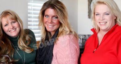 Sister Wives: Christine Brown - Janelle Brown - Meri Brown