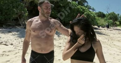Survivor: Kellee Kim - Dan Spilo - touching