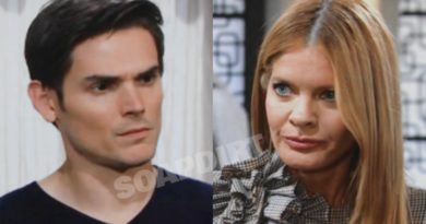 Young and the Restless Spoilers: Adam Newman (Mark Grossman) - Phyllis Summers (Michelle Stafford)