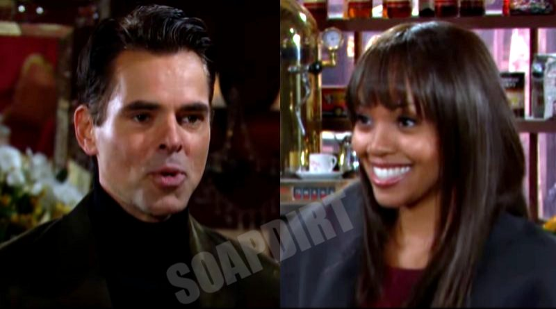 Young and the Restless Spoilers: Billy Abbott (Jason Thompson) - Amanda Sinclair (Mishael Morgan)