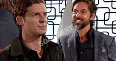 Young and the Restless Spoilers: Chance Chancelloe (Donny Boaz) - Simon Black (Jeffrey Vincent Parise)