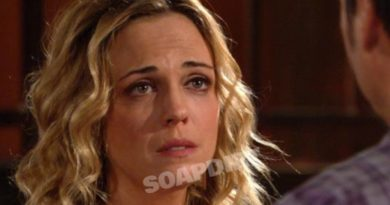 Young and the Restless Spoilers: Sage Newman (Kelly Sullivan)