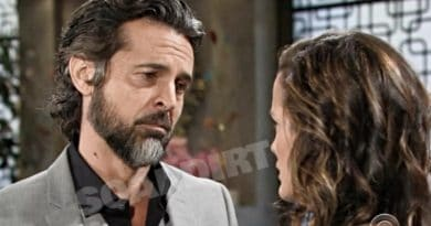 Young and the Restless Spoilers: Simon Black (Jeffrey Vincent Parise) - Chelsea Newman (Melissa Claire Egan)