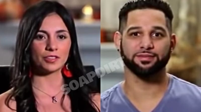 90 Day Fiance: Cole - Maria - Just Landed