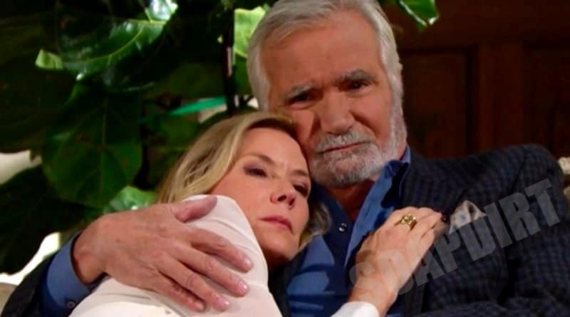 Bold and the Beautiful Spoilers: Brooke Logan (Katherine Kelly Lang) - Eric Forrester (John McCook)
