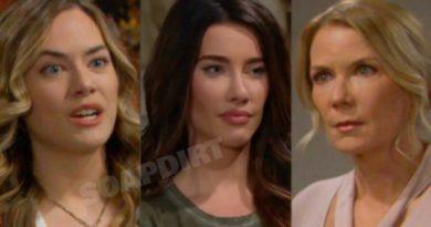 Bold and the Beautiful Spoilers: Hope Logan (Annika Noelle) - Steffy Forrester (Jacqueline MacInnes Wood) - Brooke Logan (Katherine Kelly Lang)