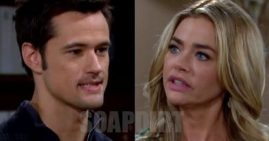 Bold and the Beautiful Spoilers: Thomas Forrester (Matthew Atkinson) - Shauna Fulton (Denise Richards)