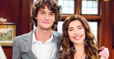 Bold and the Beautiful Spoilers: Steffy Forrester (Jacqueline MacInnes Wood) - Collin (Oli Green)
