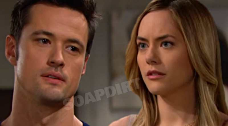 Bold and the Beautiful Spoilers: Thomas Forrester (Matthew Atkinson) - Hope Logan (Annika Noelle)