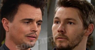 Bold and the Beautiful : Wyatt Spencer (Darin Brooks) - Liam Spencer (Scott Clifton)