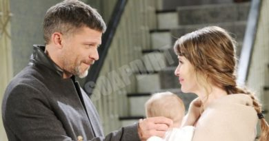 Days of Our Lives Spoilers: Eric Brady (Greg Vaughan) - Sarah Horton (Linsey Godfrey) - Mickey Horton (May Twins)