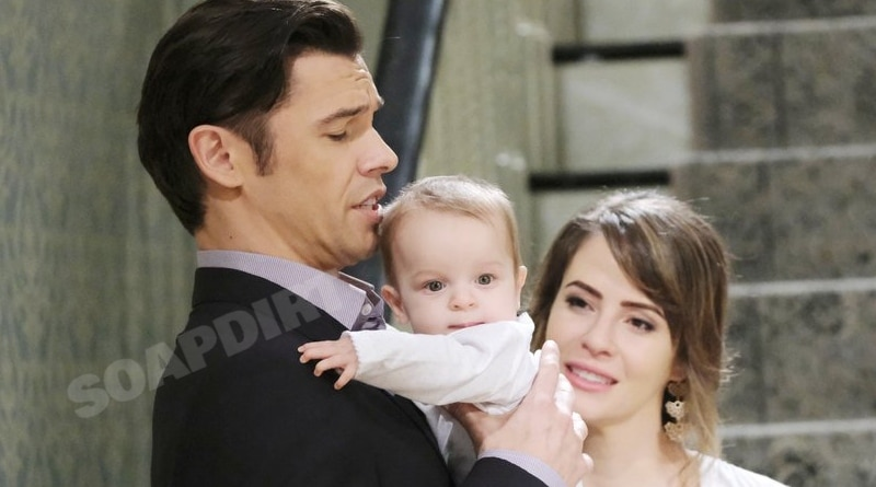 Days of Our Lives Spoilers: Sarah Horton (Linsey Godfrey) - Xander Cook (Paul Telfer) - Mickey Horton (May Twins)
