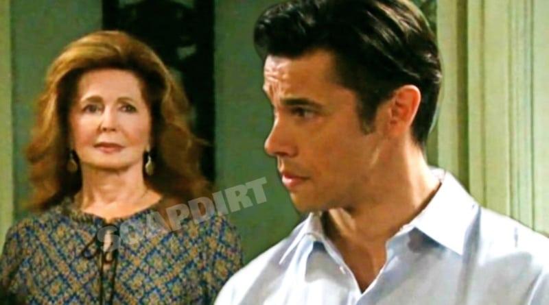 Days of Our Lives Soilers: Xander Cook (Paul Telfer) - Maggie Horton (Suzanne Rogers)