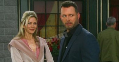 Days of Our Lives: Kristen DiMera (Stacy Haiduk) - Brady Black (Eric Martsolf)