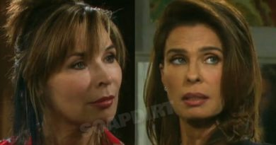 Days of Our Lives Spoilers: Kate Roberts (Lauren Koslow) - Princess gina (Kristian Alfonso)