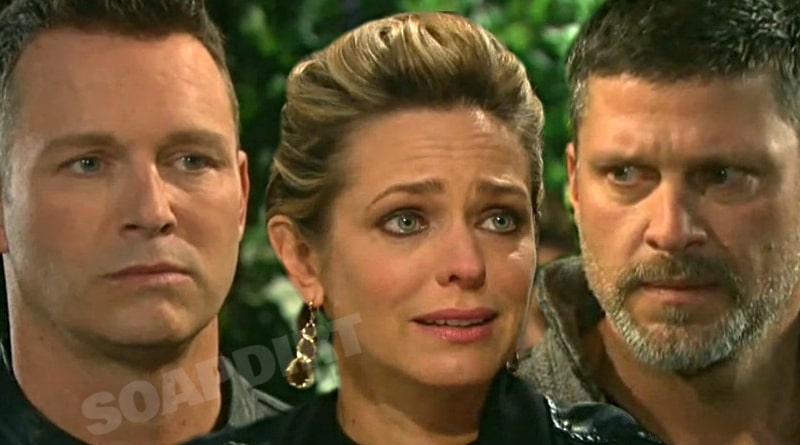 Days of Our Lives Spoilers: Brady Black (Eric Martsolf) - Nicole Walker (Arianne Zucker) - Eric Brady (Greg Vaughan)