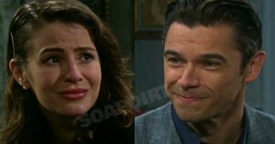 Days of our Lives Spoilers: Sarah Horton (Linsey Godfery) - Xander Cook (Paul Telfer)