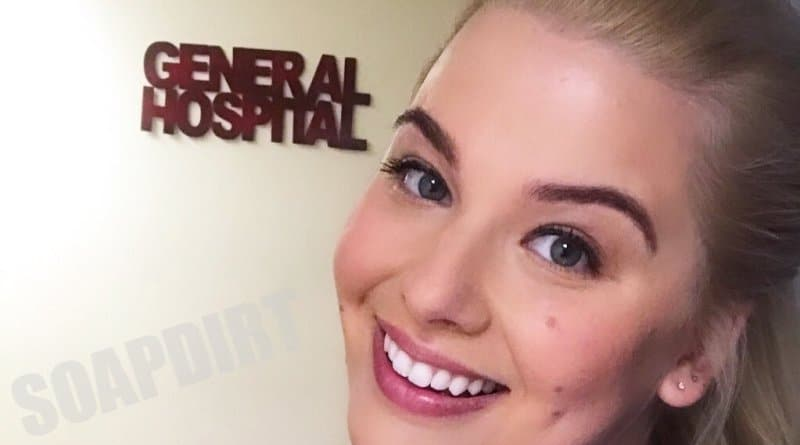 General Hospital Comings And Goings: Amy Driscoll (Risa Dorken)