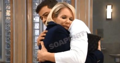 General Hospital Spoilers: Ava Jerome (Maura West) - Griffin Munro (Matt Cohen)