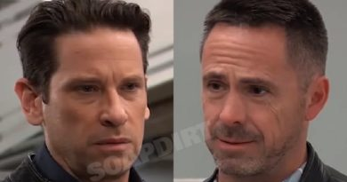 General Hospital Spoilers: Franco Baldwin (Roger Howarth) Julian Jerome (William deVry)