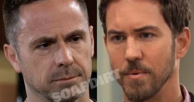 General Hospital Spoilers: Julian Jerome (William deVry) Peter August (Wes Ramsey)