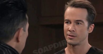 General Hospital Spoilers: Lucas Jones (Ryan Carnes)