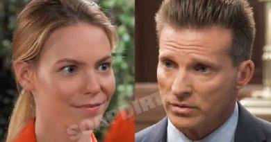 General Hospital Spoilers: Nelle Hayes (Chloe Lanier) - Jason Morgan (Steve Burton)