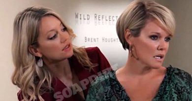 General Hospital Spoilers: Nina Reeves (Cynthia Watros) - Ava Jerome (Maura West)