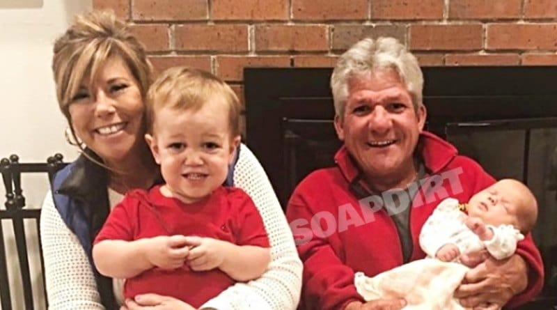 Little People Big World: Matt Roloff - Caryn Chandler - Lilah Roloff - Jackson Roloff
