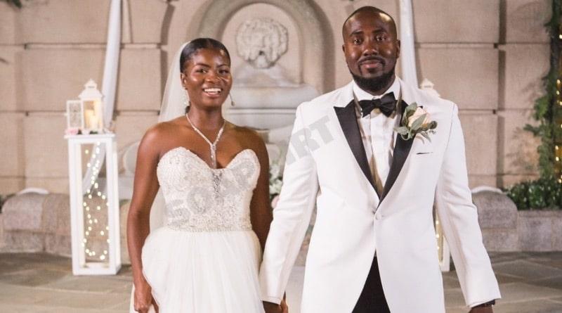 Married at First Sight: Meka Jones - Michael Watson