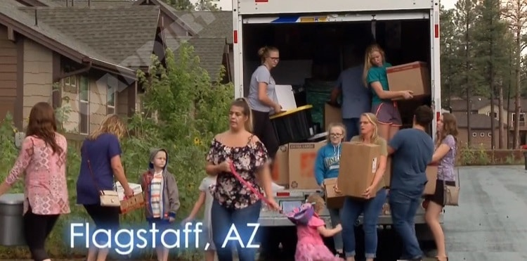 Sister Wives: Family Moving Day Flagstaff
