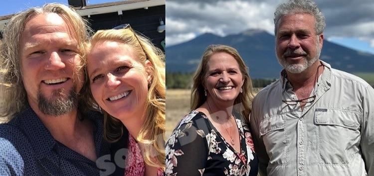 Sister Wives - Kody Brown - Christine Brown - Doug